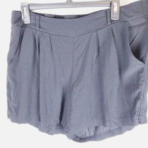 Torrid size 0 black career dress high rise shorts